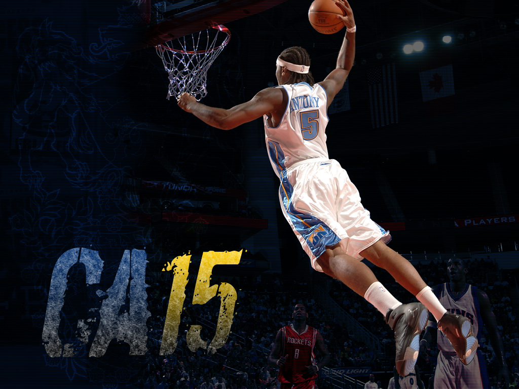 Carmelo Anthony Dunking Wallpaper Image Of Pictures On