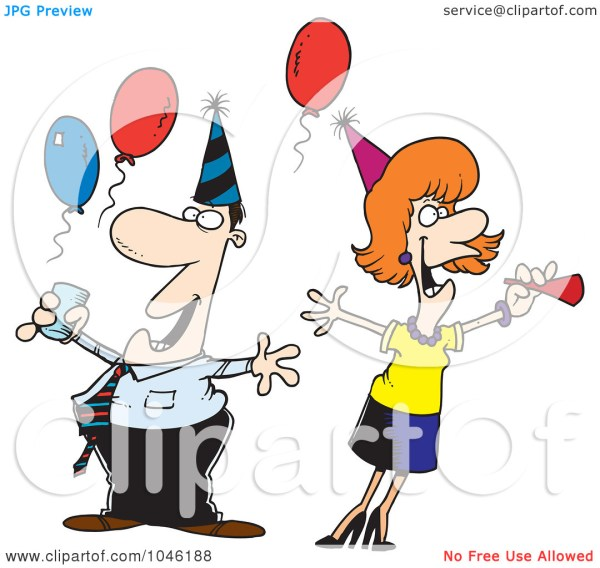 Office Party Halloween Clip Art7 The Art Mad