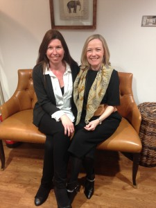Suzanne Howe and Kelly Foulger, Salon Evolution Coaches. JPG