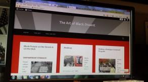 Preparing The Art of Black Dissent blog
