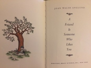 A vintage book from Susan Kemmerer