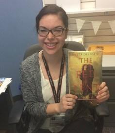 Saryah, the book whisperer