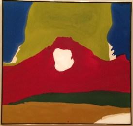 """Floe IV"" 1963, taken at Museum of Fine Arts Boston, Fall 2016"