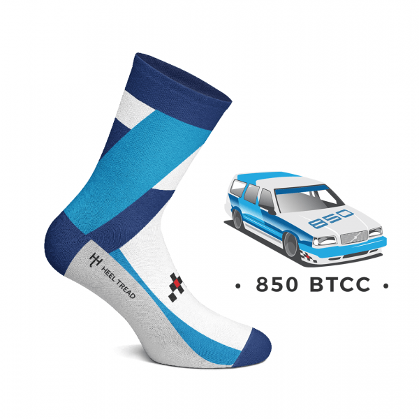 Heel Tread Socks 2
