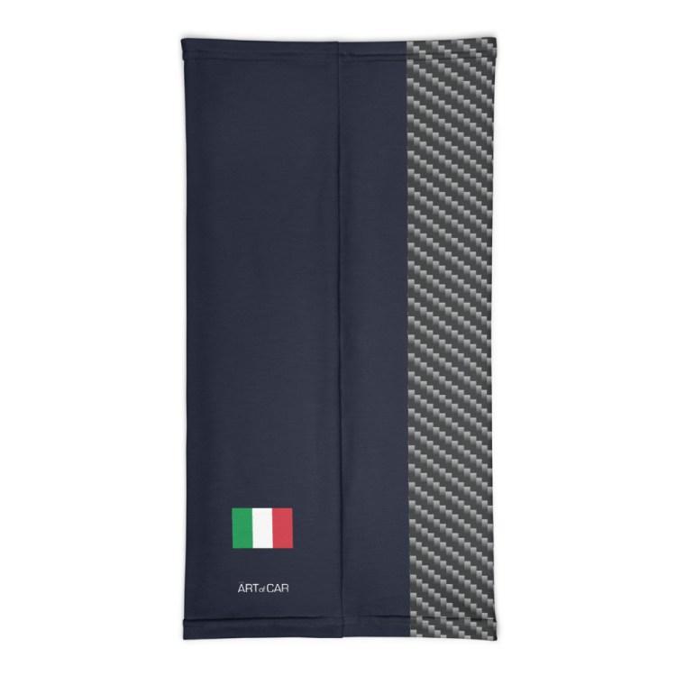 Italian Exotic Car Neck Gaiter Bandana