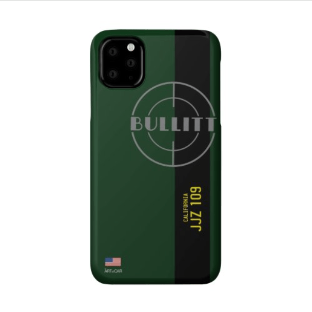 Mustang Bullit Phone Case