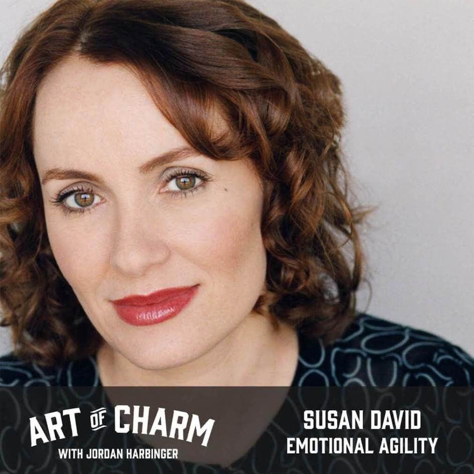 Susan David | Emotional Agility (Episode 676)
