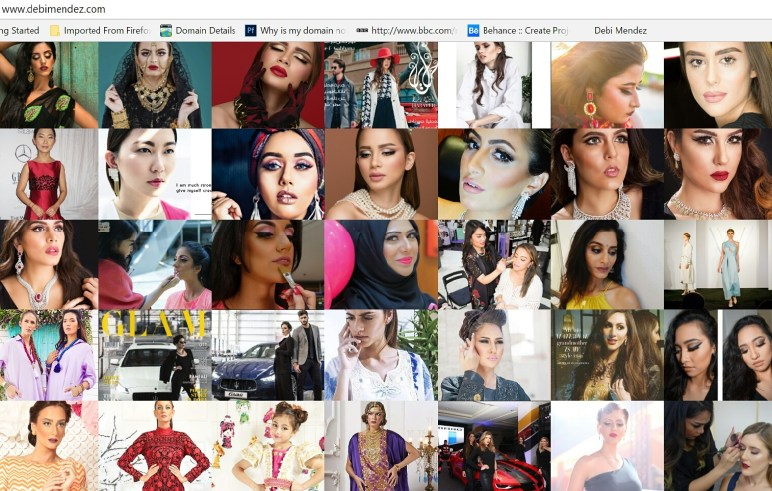 my website www.debimendez.com