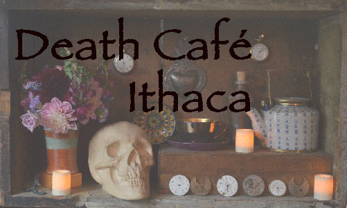 Death Cafe Ithaca Poster