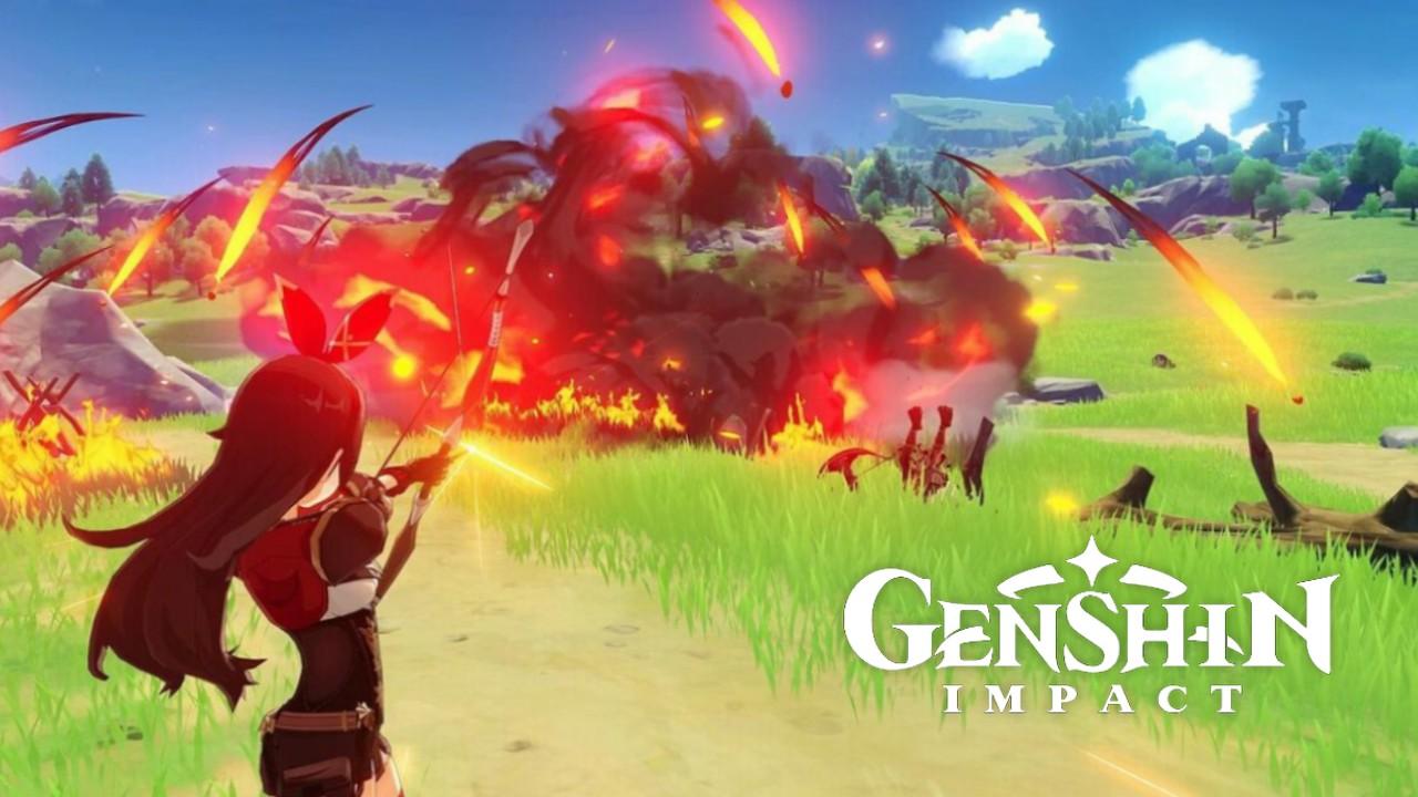Genshin Impact guia