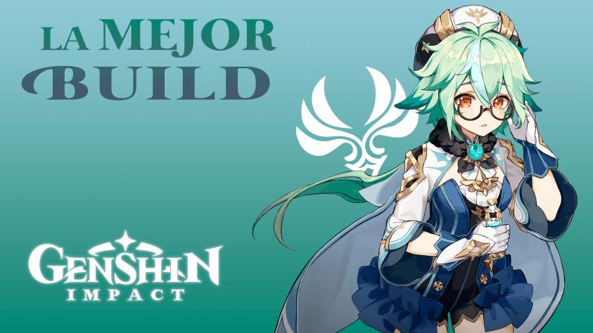 Sacarosa Genshin Impact