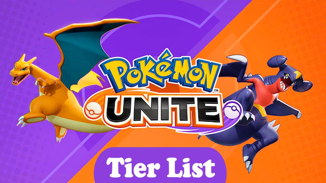 Tier list Pokemon unite