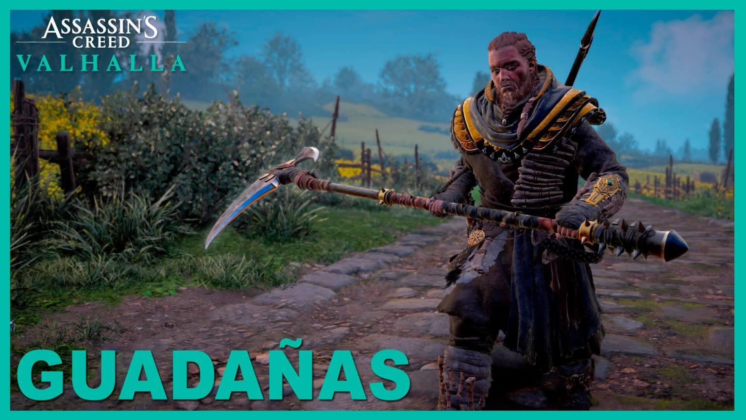Assassin's Creed Guadañas