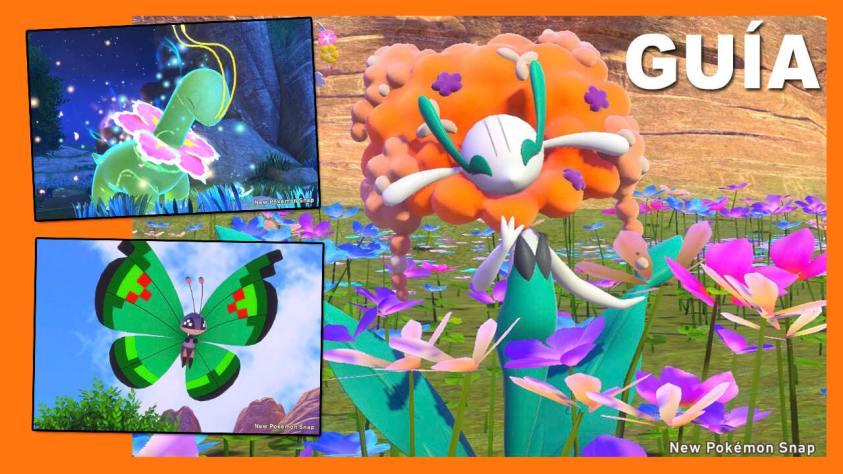 Floreo New Pokémon Snap