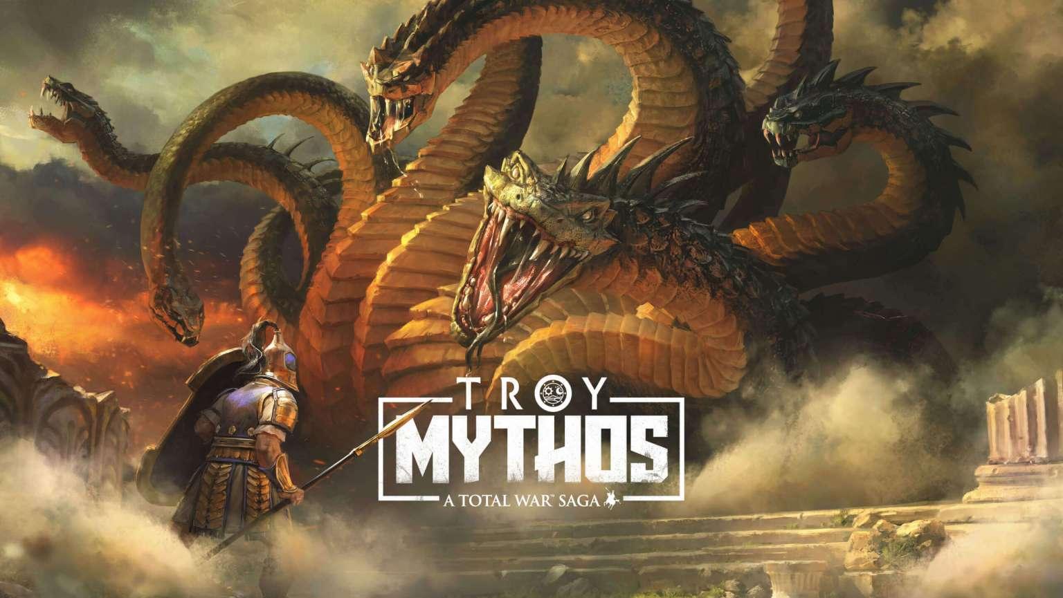 Total War Troy Mythos