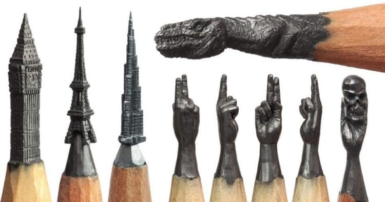 The ultimate guide to carving pencil lead