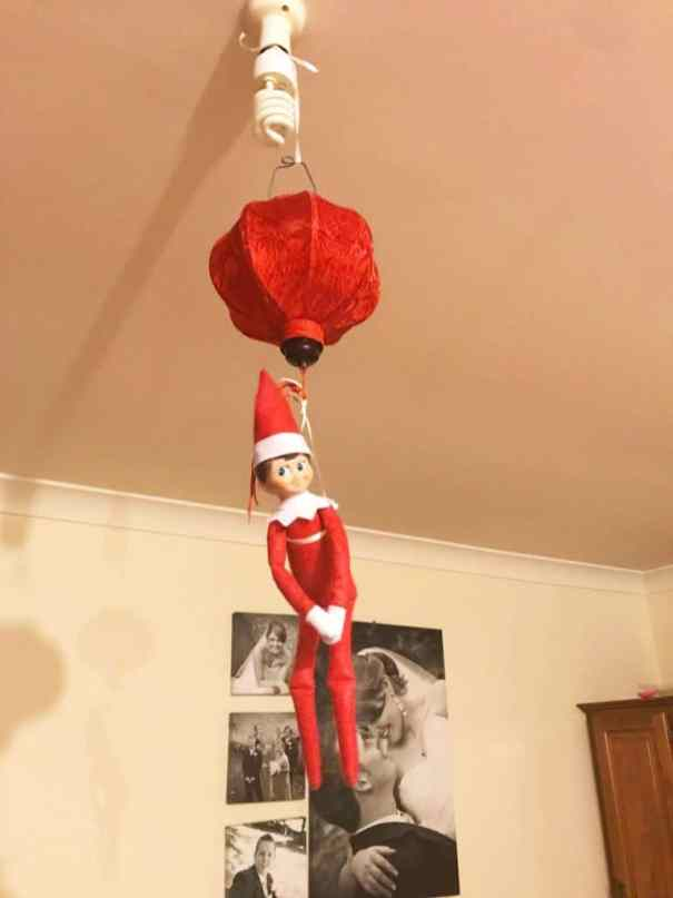 Elf Balloon 2