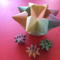 How to make a Waldorf Star Lantern (tutorial)