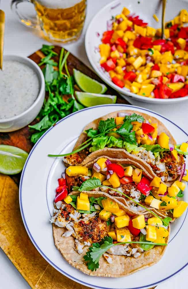 fish tacos with mango salsa-2616