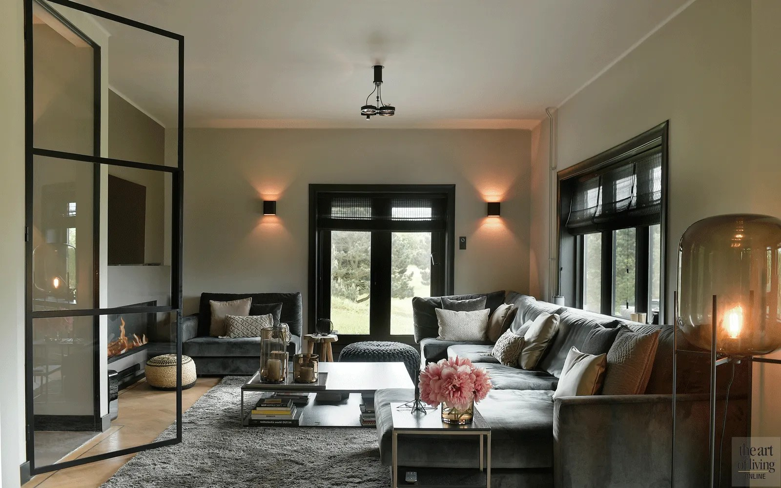 Luxe woonkeuken  RMR Interieurbouw  The Art of Living NL