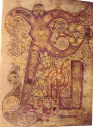 Chi Rho Iota Manuscript Page