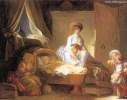Fragonard, Visit to the Nursery