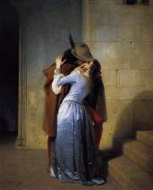Francisco Hayez, The Kiss