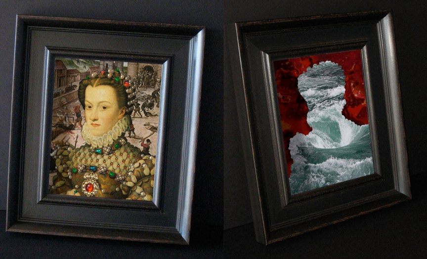Elizabeth of Austria | The Art of Mark Evans