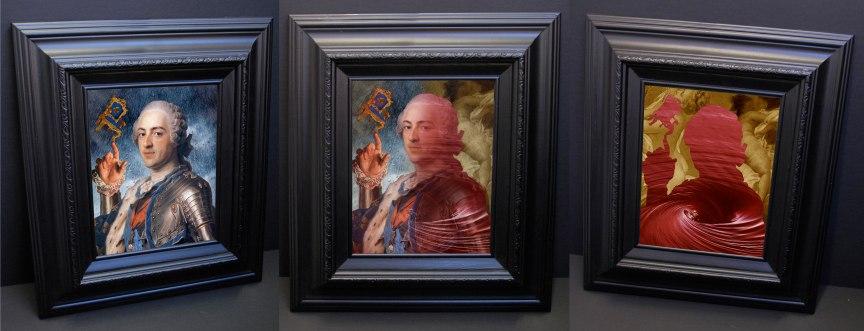 Louis XV | The Art of Mark Evans