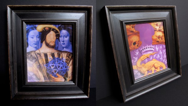 Francis I | The Art of Mark Evans