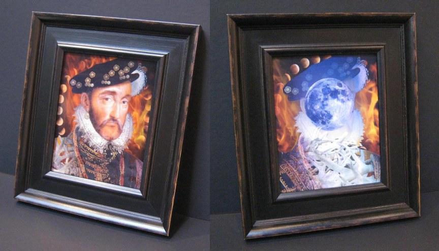 Henry II   The Art of Mark Evans