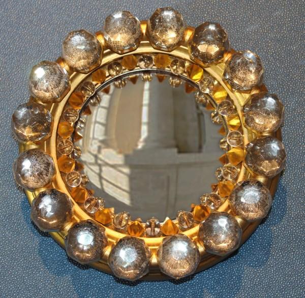 Scheherazade Convex Mirror
