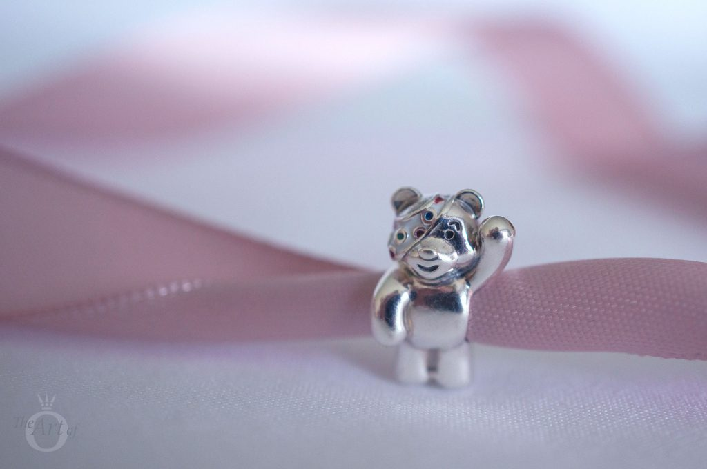 REVIEW PANDORA Pudsey Bear 2017 Charm The Art Of