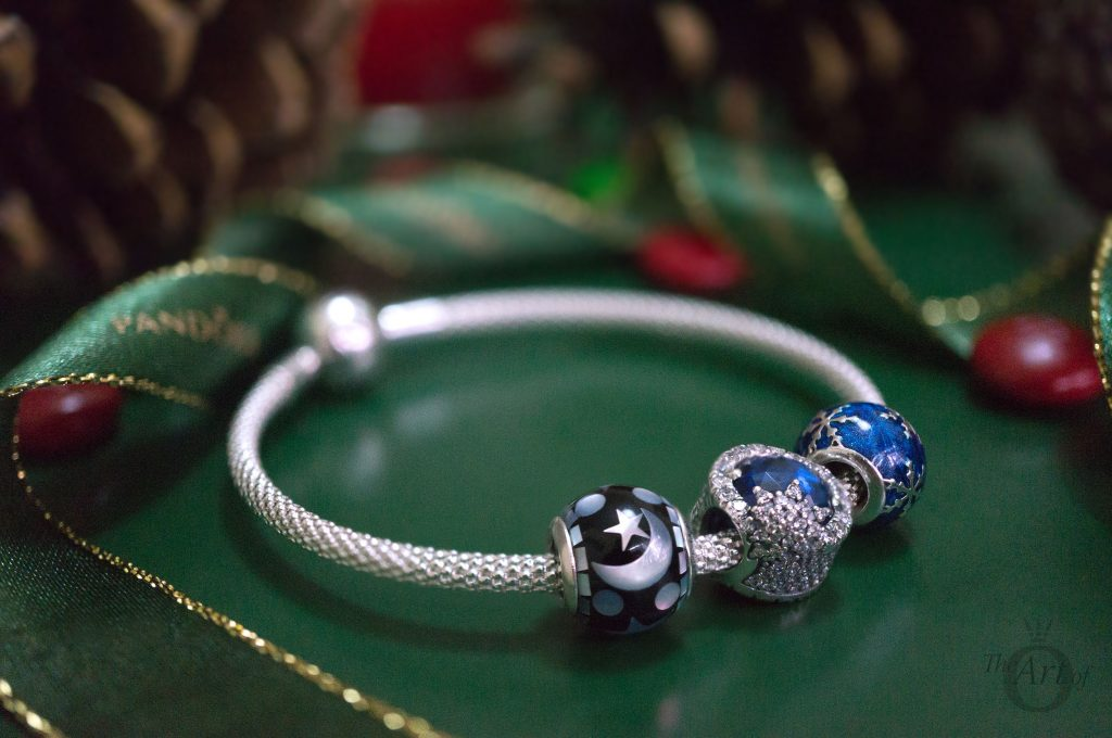 REVIEW PANDORA Celestial Mosaic Charm The Art Of