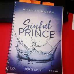 Sinful Prince - Manuskroptformat