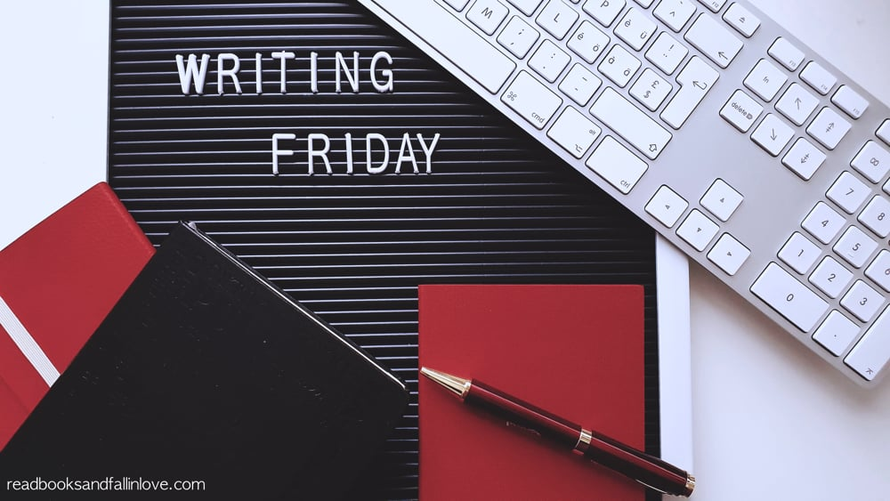 Writing Friday