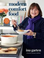 Modern Comfort Food - Goodreads Choice Award Best Food & Cookbook 2020