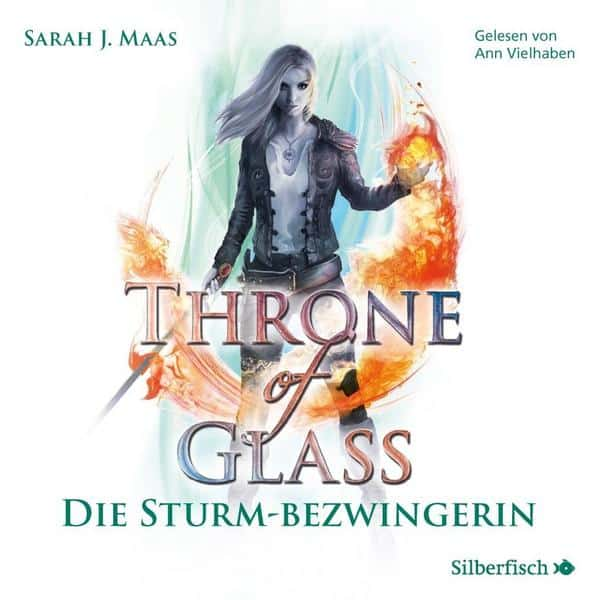 Die Sturmbezwingerin (Throne of Glass, #5)