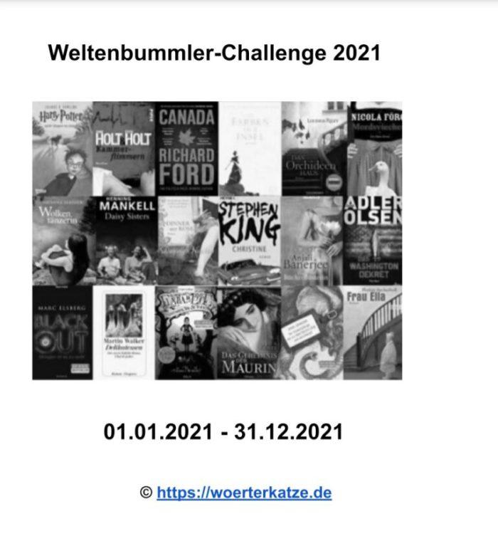 Weltenbummler Challenge 2021