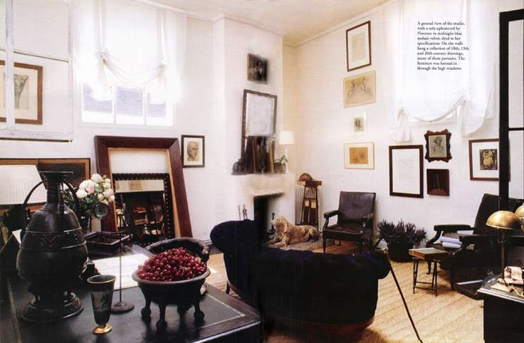 Atelier Florence Lopez Then and Now  Cristopher Worthland Interiors