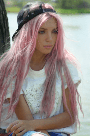 cotton candy hair #foodfriday
