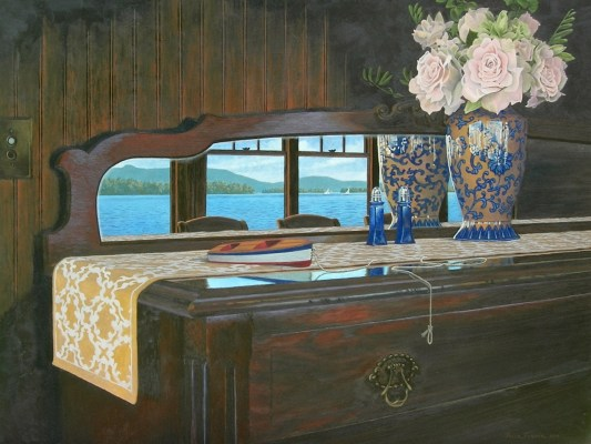 Sideboard View