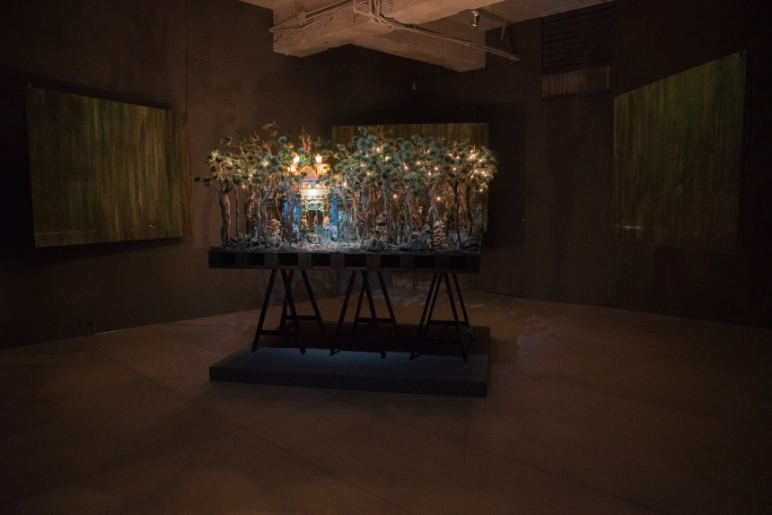 4. {Si So Mi} 張徐展個展 ZHANG XU Zhan Solo Exhibition installation view