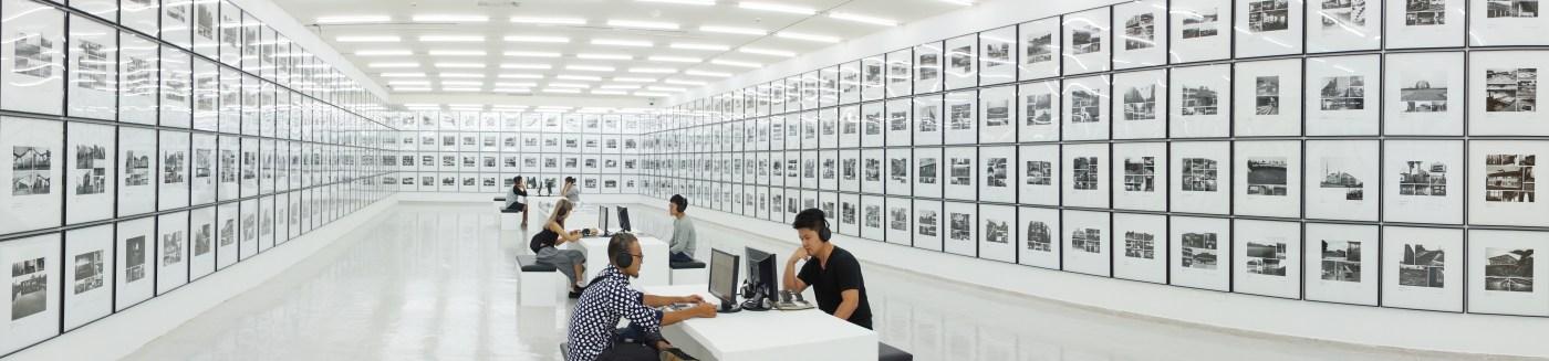 2015年亞洲雙年展展出現場