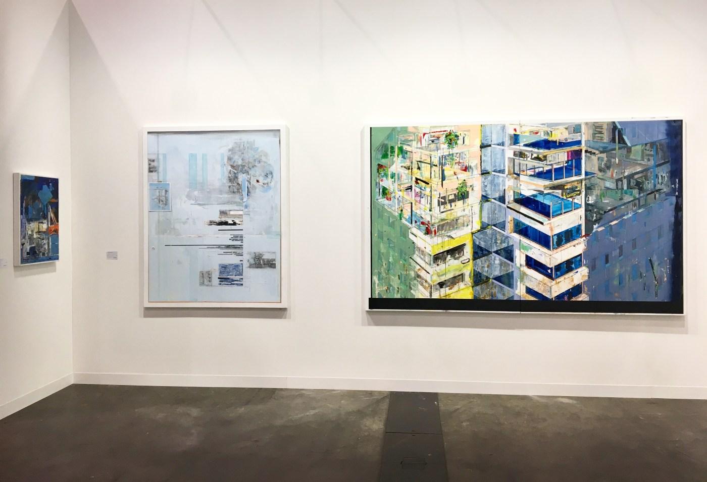 6. ABHK2018_空景 Installation_就在藝術空間 Project Fulfill Art Space