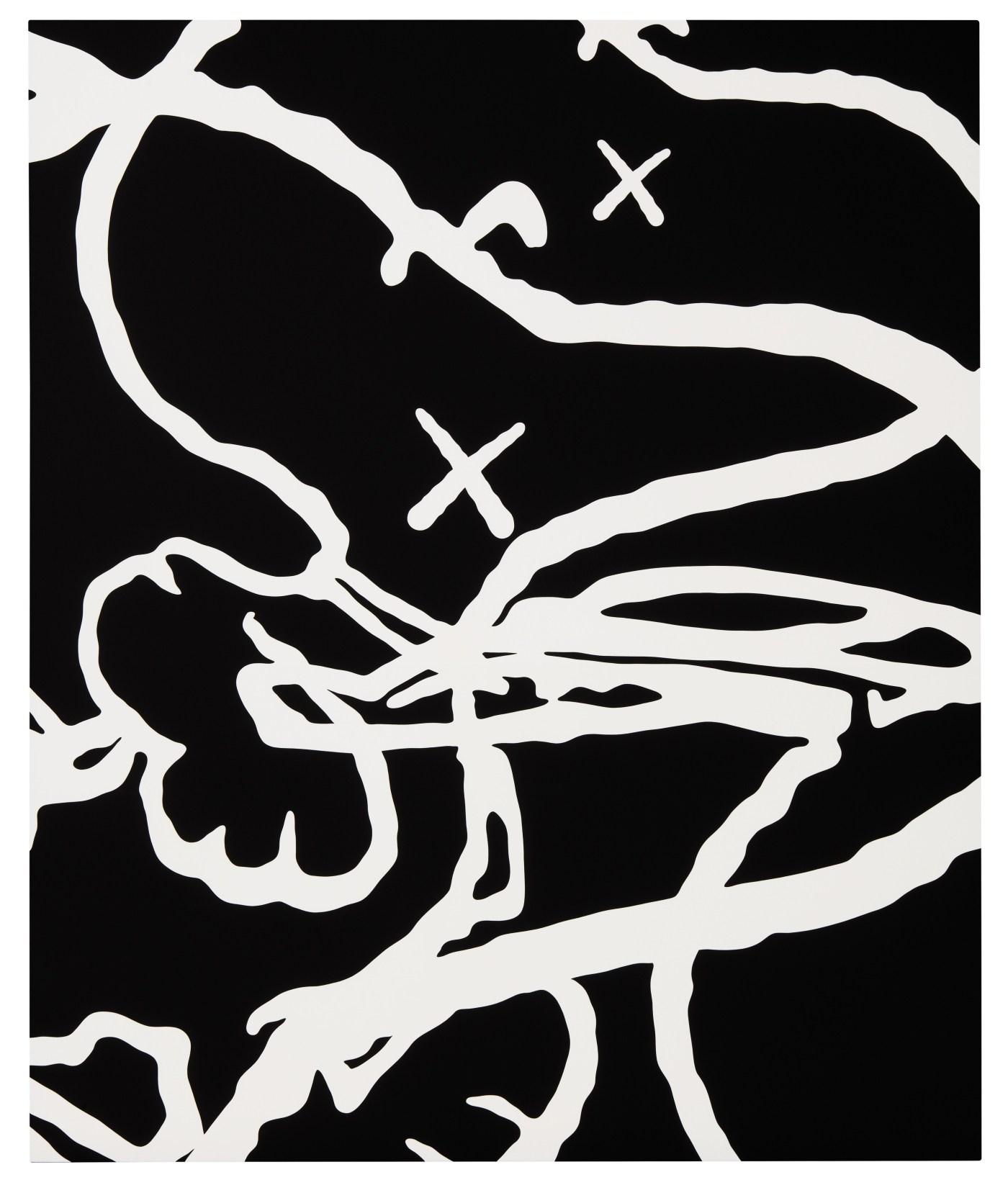 KAWS, Untitled (MBFT5), 2015
