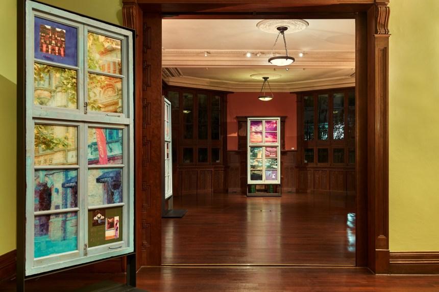 "Exhibition view of "" Rear Windows "" by Li Qing Prada Rong Zhai 7 November 2019 - 19 January 20 20 Photo: Zhu Hai Courtesy Prada"