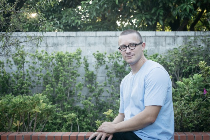 Co-Director Robin Peckham, Taipei Dangdai. Courtesy of Taipei Dangdai. Photography by Sean Wang
