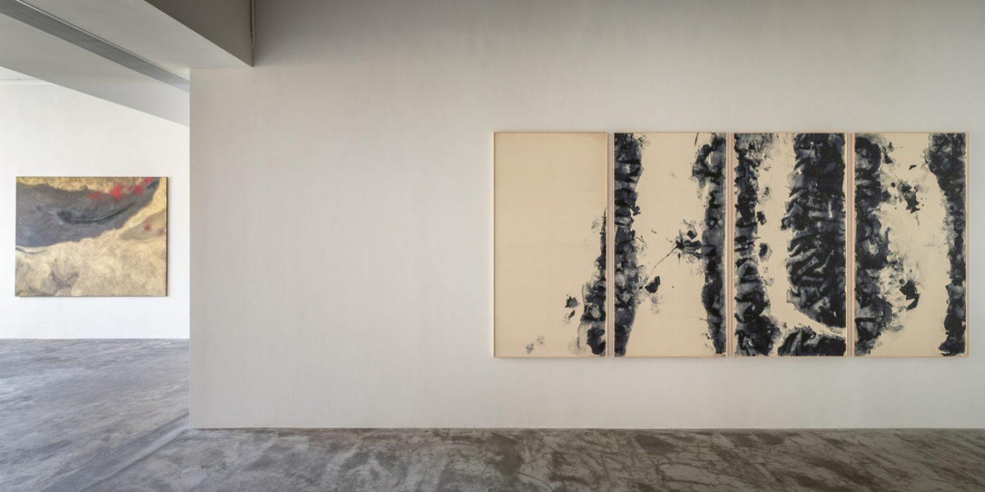 Exhibition-view-Ryuji-Tanaka-at-Axel-Vervoordt-Gallery-Hong-Kong