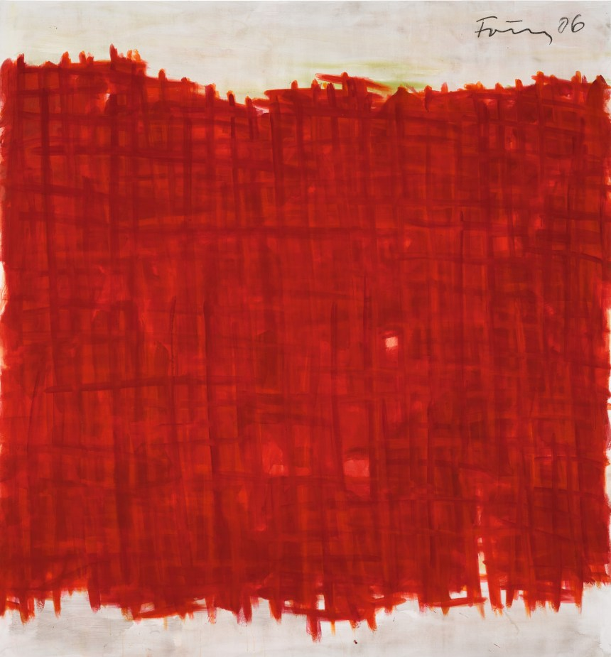 Courtesy of Sotheby's, lot 25, Gunther Forg, Untitled, £300,000-400,000